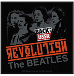The Beatles Aufnäher - Design: Revolution