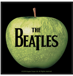 The Beatles Aufnäher - Design: Apple & Logo