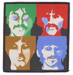 The Beatles Aufnäher - Design: Yellow Submarine Sea of Science