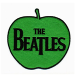The Beatles Aufnäher - Design: On Apple