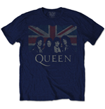 T-Shirt Queen Union Jack (Retail Pack)