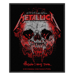 Metallica Aufnäher - Design: Wherever I May Roam