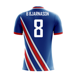 T-Shirt Island Fussball 2018-2019 Home