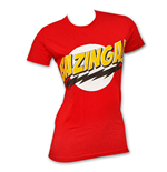 Big Bang Theory - Bazinga T-Shirt