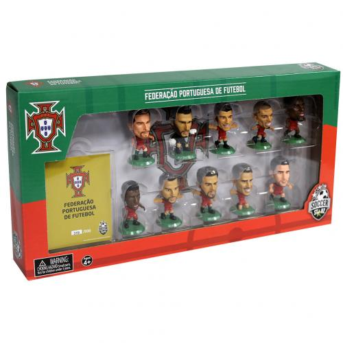Portugal Fussball Actionfigur SoccerStarz Team Pack
