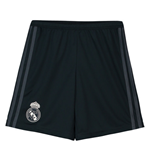 Shorts Real Madrid 2018-2019 Away (Grau)