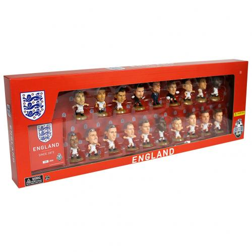 England Fussball Actionfigur SoccerStarz Team Pack