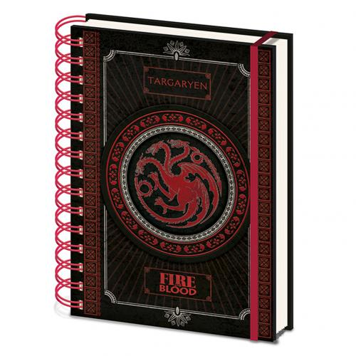 Notizbuch Game of Thrones  300534