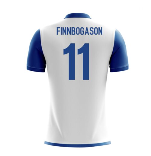 T-Shirt Island Fussball 2018-2019 Away