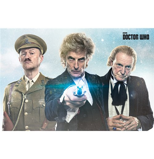 Poster Doctor Who  301299
