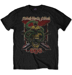 Black Sabbath  T-Shirt für Männer - Design: Bloody Sabbath 666