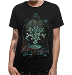 T-Shirt Alice in Chains - Spore - unisex in schwarz