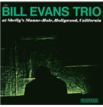 Vinyl Bill Evans Trio - At Shelly'S Manne-Hole