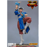 Street Fighter V Actionfigur 1/12 Chun-Li 17 cm