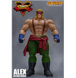 Street Fighter V Actionfigur 1/12 Alex 18 cm
