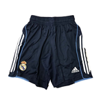 Shorts Real Madrid Away (Marineblau)