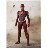 Justice League S.H. Figuarts Actionfigur Flash Tamashii Web Exclusive 15 cm