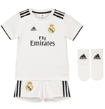 Fußballtrikot-Set für Kinder Real Madrid 2018-2019 Home
