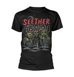 T-Shirt Seether 302390