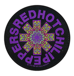 Red Hot Chili Peppers Aufnäher - Design: Totem