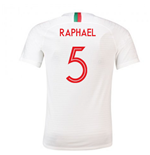 2018/2019 Trikot Portugal Fussball 2018-2019 Away (Raphael 5)  für Kinder