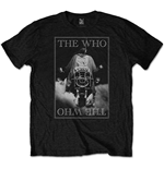 The Who  T-Shirt für Männer - Design: Quadrophenia Classic