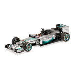 MERCEDES AMG F1 TEAM W05 L. HAMILTON WINNER BAHRAIN GP 2014 WORLD CHAMPION 2014