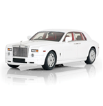 ROLLS ROYCE PHANTOM SEDAN 2009 ENGLISH WHITE