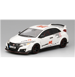 HONDA CIVIC TYPE R 2016 FIVE EUROPEAN TRACKS FRONT-WHEEL DRIVE RECORD