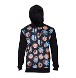 Sweatshirt Rick and Morty 304988