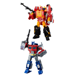 Transformers Generations Power of the Primes Actionfiguren Leader Class 2018 Wave 1 Sortiment (2)