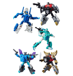 Transformers Generations Power of the Primes Actionfiguren Deluxe Class 2018 Wave 2 Sortiment (8)