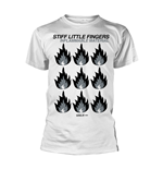 Stiff Little Fingers T-Shirt INFLAMMABLE MATERIAL