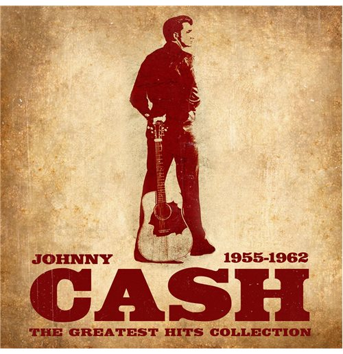 Vinyl Johnny Cash - The Greatest Hits Collection