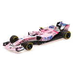 SAHARA FORCE INDIA F1 TEAM ESTEBAN OCON SHOWCAR 2018