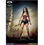 Batman v Superman Dynamic 8ction Heroes Actionfigur 1/9 Wonder Woman 19 cm