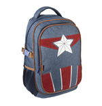 Marvel Rucksack Captain America Costume 47 cm
