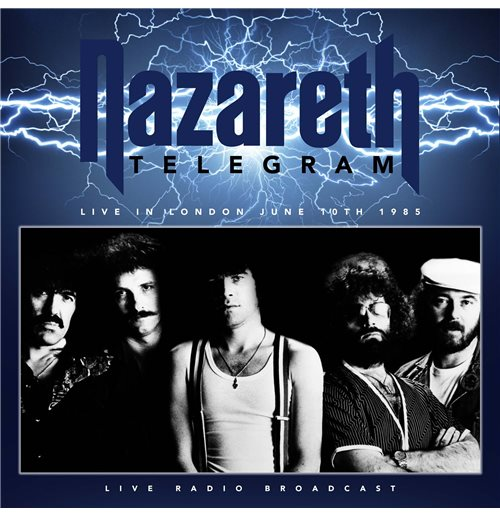 Vinyl Nazareth - Best Of Telegram Live In London 1985
