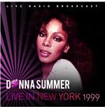 Vinyl Donna Summer - Best Of Live In New York 1999