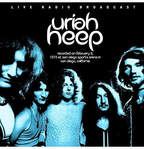 Vinyl Uriah Heep - Best Of King Biscuit Flower Hour