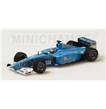 BENETTON PLAYLIFE B 200 A. WURZ 2000