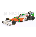 FORCE INDIA F1 PAUL DI RESTA SHOWCAR 2011