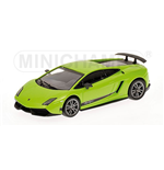 LAMBORGHINI GALLARDO LP570-4 SUPERLEGGERA 2010 GREEN