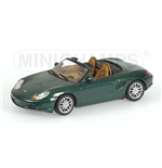 PORSCHE BOXSTER 2002 GREEN METALLIC