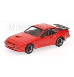 PORSCHE 924 CARRERA GT 1981 RED