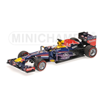RED BULL RB9 SEBASTIAN VETTEL WINNER GP BRAZIL WORLD CHAMPION 2013