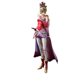 Dissidia Final Fantasy Play Arts Kai Actionfigur Terra Branford 25 cm