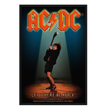 AC/DC Aufnäher - Design: Let There Be Rock
