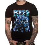 Kiss T-Shirt - Design: Lightning