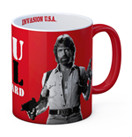 Chuck Norris Tasse See You In Hell